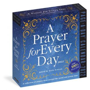 A Prayer for Every Day 2022 Page-A-Day Calendar